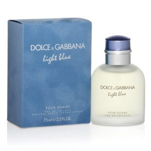 Light Blue Pour Homme D&G